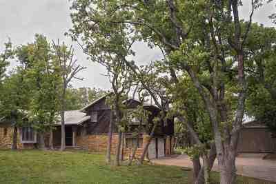 Comanche Single Family Home For Sale: 280124 E 1780 Road