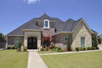 Duncan Single Family Home For Sale: 3105 Timbercreek Ridge