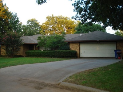 Duncan Single Family Home For Sale: 1918 Ridgeway Cir.