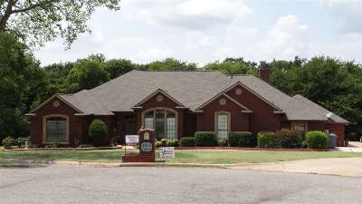 Duncan Single Family Home For Sale: 4815 Copperwood