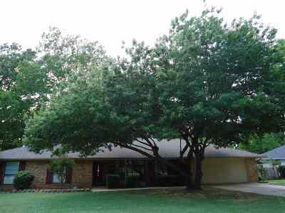 Duncan Single Family Home For Sale: 2107 Carolin Drive