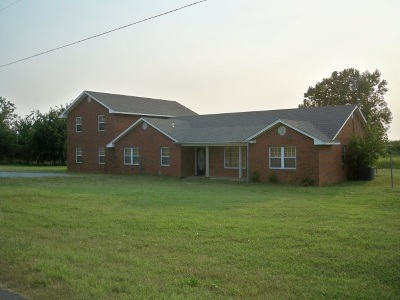Rush Springs Single Family Home For Sale: 4070 County Street 2840