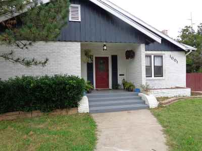 Duncan OK Single Family Home Sold And Closed: $112,500