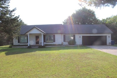 Duncan Single Family Home For Sale: 3805 Country Club Rd.