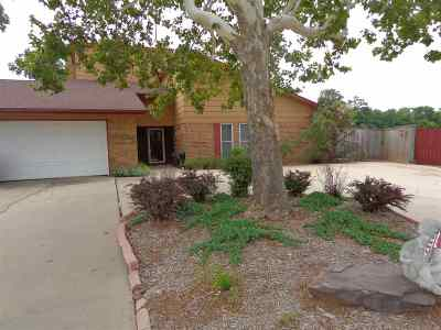 Single Family Home For Sale: 812 N Harville