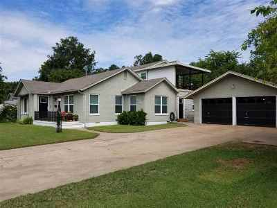 Duncan OK Single Family Home Sold And Closed: $119,000