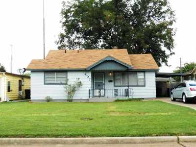 Duncan Single Family Home For Sale: 407 N A St