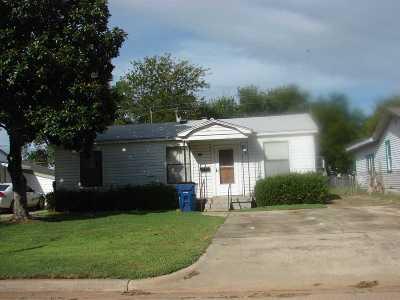 Duncan Single Family Home For Sale: 505 N J