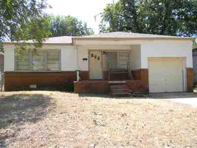 Duncan Single Family Home For Sale: 104 W Elder