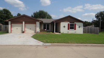 Duncan OK Single Family Home For Sale: $119,900