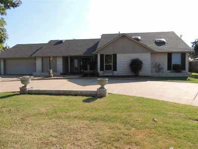Marlow Single Family Home For Sale: 1010 Gary Pl