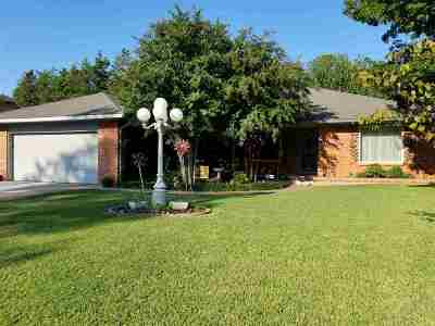 Single Family Home For Sale: 2303 Fairway Dr.