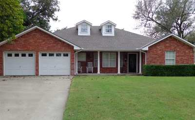 Marlow OK Single Family Home For Sale: $239,000