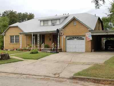 Duncan Single Family Home For Sale: 217 S 8th