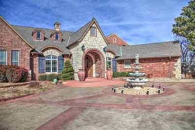 Duncan Single Family Home For Sale: 1515 W Elk Ave