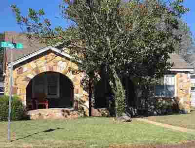 Duncan Single Family Home For Sale: 1015 Duncan