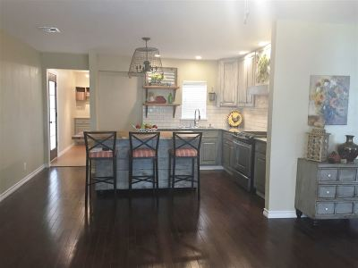 Marlow Single Family Home Active-Take Backups: 609 Choctaw