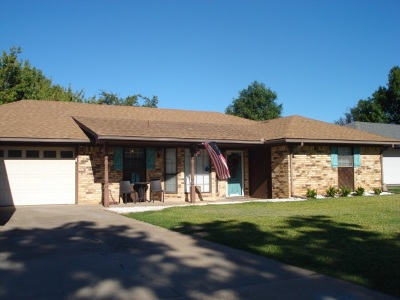 Duncan Single Family Home For Sale: 907 N Harville