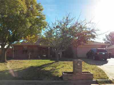 Duncan Single Family Home For Sale: 1506 Archway St