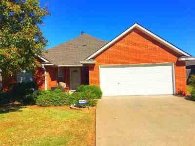Duncan Single Family Home For Sale: 3417 Kacey