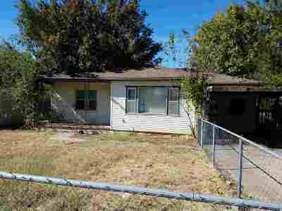 Duncan Single Family Home For Sale: 113 N A St.