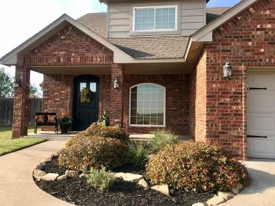 Duncan Single Family Home For Sale: 2209 Mallard