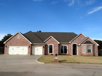 Duncan Single Family Home For Sale: 2105 Ranchview Court