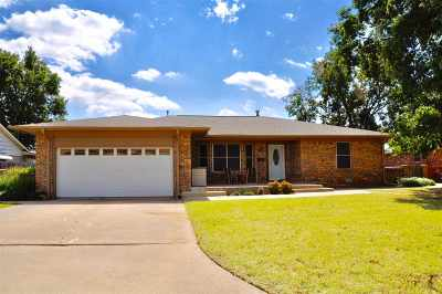 Duncan Single Family Home For Sale: 2904 W Walnut