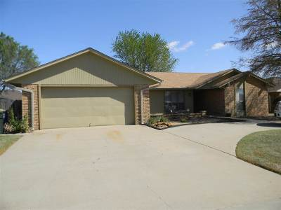 Duncan Single Family Home For Sale: 2715 Leigh St