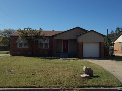 Duncan Single Family Home For Sale: 1201 N 19th