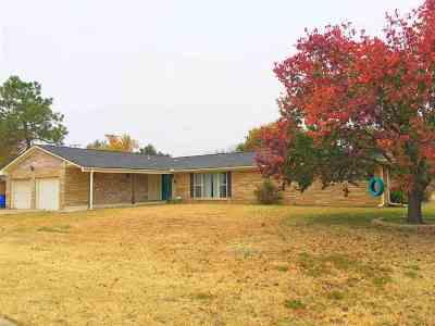 Duncan Single Family Home For Sale: 2201 W Cedar