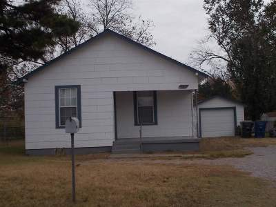 Duncan Single Family Home For Sale: 1116 N 5th St