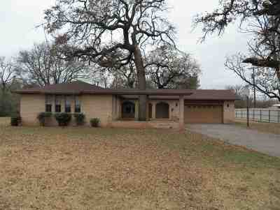 Comanche Single Family Home For Sale: 109 S 6th St