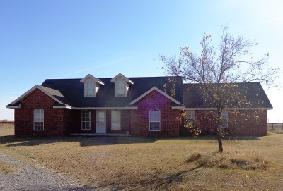Comanche Single Family Home For Sale: 272591 E 1790 Rd