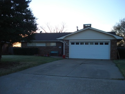Duncan Single Family Home For Sale: 1605 Indian Terrace
