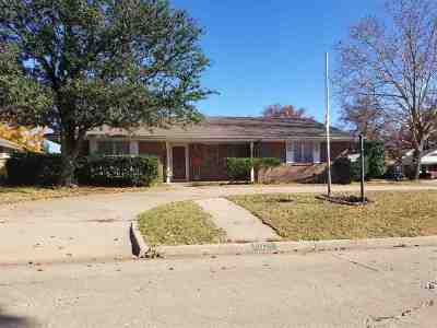 Single Family Home For Sale: 502 N Alice