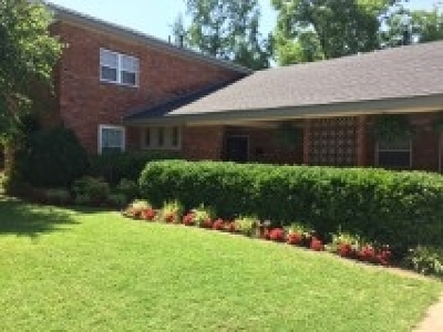 Marlow Single Family Home For Sale: 510 W Payne