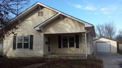 Duncan Single Family Home For Sale: 905 W Pine