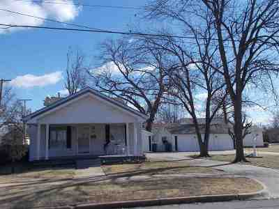 Duncan Single Family Home Under Contract: 406 N 9th