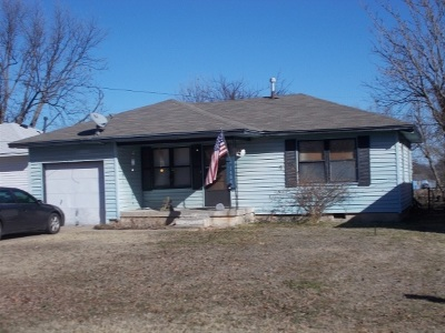 Duncan Single Family Home Under Contract: 1408 S 10th
