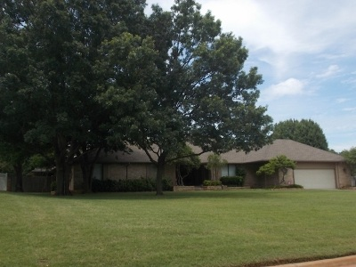 Duncan Single Family Home For Sale: 905 Hillcrest Dr