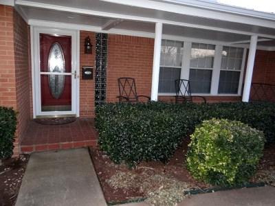 Duncan Single Family Home For Sale: 1406 Aspen