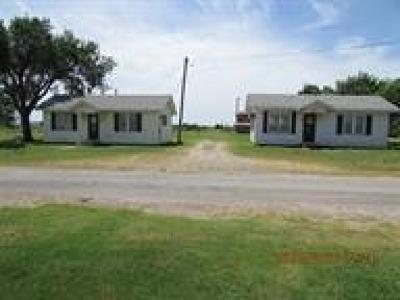 Duncan Single Family Home For Sale: 506 E Elm