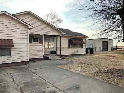 Duncan Single Family Home For Sale: 1412 S 10th