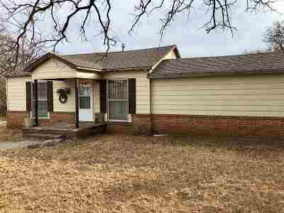 Duncan Single Family Home For Sale: 177521 N 2790 Rd