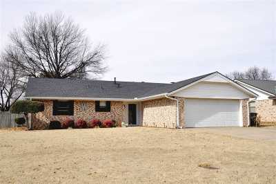 Duncan Single Family Home For Sale: 2109 Woodrock