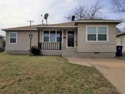 Duncan OK Single Family Home Sold: $56,000