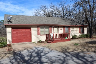Comanche Single Family Home For Sale: 285650 State Hwy 53