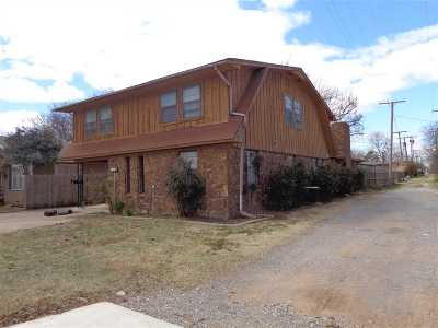 Duncan OK Single Family Home For Sale: $179,000