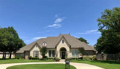 Duncan Single Family Home For Sale: 1707 Foxboro Dr.